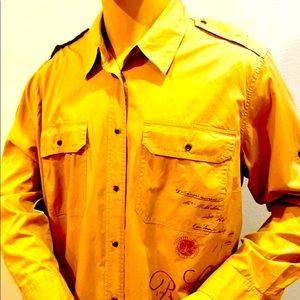 Ralph Lauren Men's Long Sleeve Button Down 3X